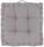 Polštář Bill - šedá, textilie (40/40/9cm) - Mömax modern living