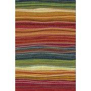 Webteppich Mo 200x290 - Multicolor, MODERN, Textil (200/290cm)