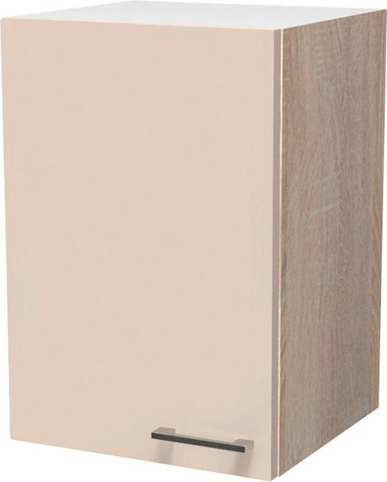 Konyha Felsőszekrény Nepal - Bézs, modern, Faalapú anyag (40/54/32cm)