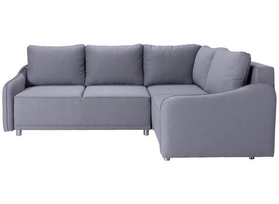 Sedací Souprava Lana - hnědá, Moderní (234/168cm)