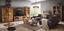 Police Nástěnná Industry - přírodní barvy, Basics, dřevo (100/20/25cm) - James Wood