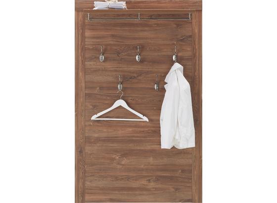 Šatní Panel Akaziefarben - barvy akácie, Lifestyle, kompozitní dřevo (100/158/25cm) - Mömax modern living