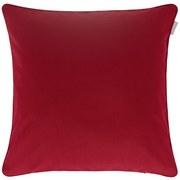 Poťah Na Vankúš Steffi Paspel -top- - tmavočervená, textil (50/50cm) - Mömax modern living