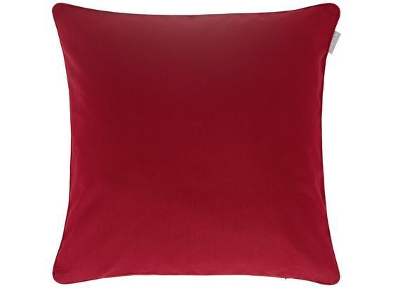 Povlak Na Polštář Steffi Paspel -top- - tmavě červená, textil (50/50cm) - Mömax modern living