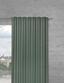 Záves Kathrin - zelená, Romantický / Vidiecky, textil (140/255cm) - Premium Living