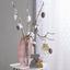 Vase Alfa - Hellrosa, Basics, Glas (16/30cm) - Luca Bessoni