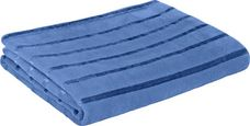 Kuscheldecke Adrian 150x200 cm - Blau, MODERN, Textil (150/200cm) - Luca Bessoni