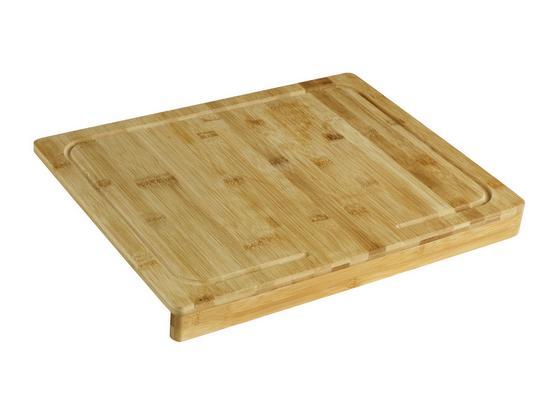 Doska Na Krájanie Marvin -ext- - prírodné farby, drevo (45/35/4,3cm) - Premium Living