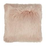 Zierkissen Renate 45x45 cm - Rosa, KONVENTIONELL, Textil (45/45cm) - Ombra