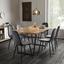 Komoda Enny - biela/farby pínie, Moderný, kov/drevo (120/70/35cm) - Modern Living