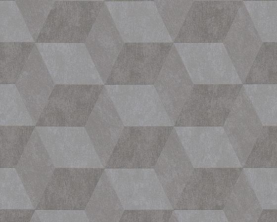 Tapeta Vliesová  30398-2 - šedá, Konvenční, papír (53/100.5cm)
