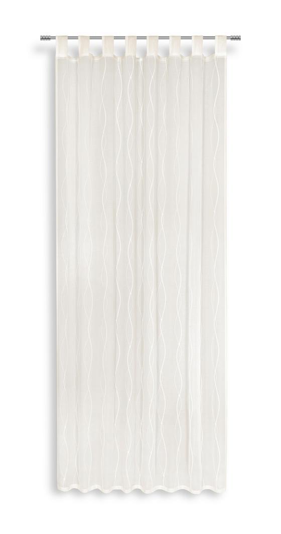Kombivorhang Kamina - Naturfarben, MODERN, Textil (140/255cm) - Luca Bessoni