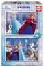 Puzzle Disney Parade - Multicolor, Basics, Karton/Kunststoff (31/21/5cm) - Disney