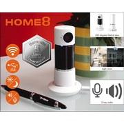 Überwachungskamera Innen/ Außen Wlan Nachtsicht - Weiß, Design, Kunststoff (3,5/11,5cm) - Trisa Electronics