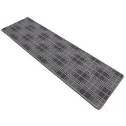Läufer Dundee 80x300 cm - Anthrazit, Basics, Textil (80/300cm) - Ombra