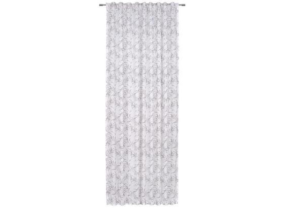 Závěs Athena - bílá, textil (140/245cm) - Mömax modern living