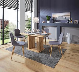 Eleganter Esstisch fürs Wohnzimmer