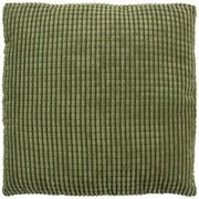 Zierkissen Halina - Olivgrün, MODERN, Textil (45/45cm) - Luca Bessoni