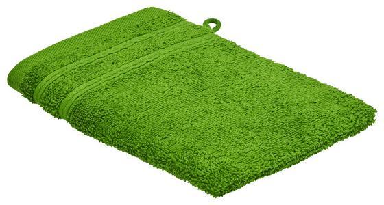 Rukavica Na Umývanie Melanie - zelená, textil (16/21cm) - Mömax modern living