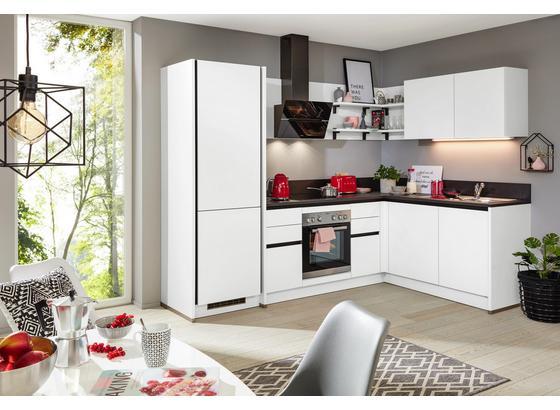 Rohová Kuchyň Star - Basics (265/185cm)