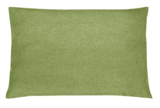 Zierkissen Anna 40x60 cm - Grün, KONVENTIONELL, Textil (40/60cm) - Ombra