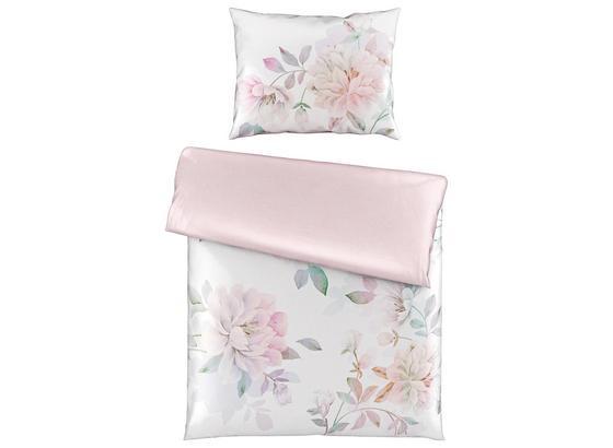 Posteľná Bielizeň Roseanne Wende -ext- - ružová, Moderný, textil (140/200cm) - Modern Living