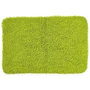 Badematte Lilly - Grün, KONVENTIONELL, Textil (60/90cm) - OMBRA