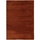 Hochflorteppich Soft, 80/150 - Kupferfarben, MODERN, Textil (80/150cm)