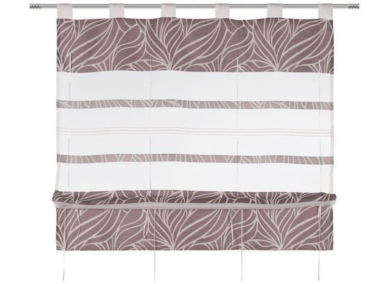 Stuhová Roleta Anita - sivá, Konvenčný, textil (100/140cm) - Mömax modern living