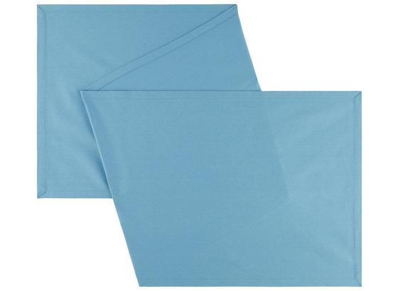 Ubrus 'běhoun' Na Stůl Steffi -top- - modrá, textil (45/150cm) - Mömax modern living