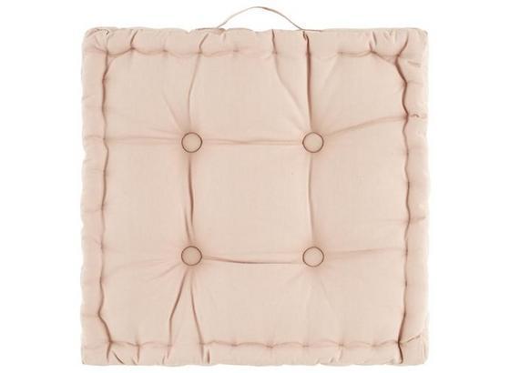 Sedák Na Stoličku Ninix - piesková, textil (40/40/10cm) - Mömax modern living