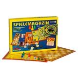 Spielesammlung 100 Spielvarianten - Karton/Papier