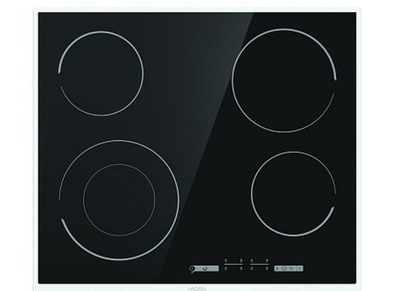 Sklokeramická Varná Deska Vdst 642 X (mora) - černá, Moderní, kov/sklo (60/5,4/52cm) - Mora
