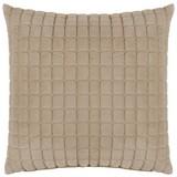 Zierkissen Emilia - Taupe, MODERN, Textil (45/45cm) - Luca Bessoni