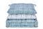 Sedák Agnes - modrá, Moderní, textil (40/40cm) - Mömax modern living