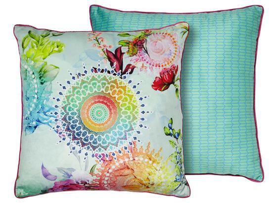 Zierkissen-doubleface Lyliane - Multicolor, MODERN, Textil (48/48cm)