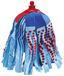 Bodenwischer Ersatzkopf Mocio - Blau, KONVENTIONELL, Textil (7.2/34/15cm) - Vileda