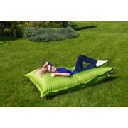 Outdoor-Sitzsack B52 XL Grün - Weiß/Grün, MODERN, Textil (170/130/40cm) - Ombra