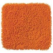 WC Vorleger Lilly, ohne Schnitt - Orange, KONVENTIONELL, Textil (45/50cm) - OMBRA