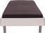 Futonová Postel Belia - bílá, Konvenční, dřevo (97/200cm)