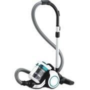 Bodenstaubsauger Comfort Clean T8673 - Türkis, MODERN, Kunststoff (36,5/25/31cm)