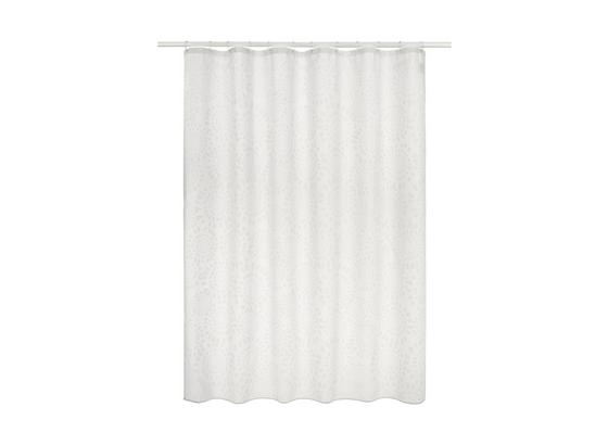 Sprchový Závěs Blanche - bílá (180/200cm) - Mömax modern living