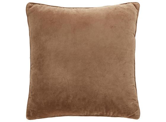 Polštář Ozdobný Susan -ext- -top- - šedohnědá, textil (60/60cm) - Mömax modern living