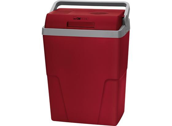 Kühlbox Kb 3713 - Rot/Hellgrau, MODERN, Kunststoff (35,5/49,5/24cm) - Clatronic