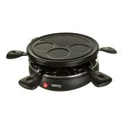 Raclette-Grill Camry Cr 6606 - Schwarz, Basics, Kunststoff/Metall (28/25cm)