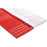 Topper Basic 90x200cm H2 - Weiß, KONVENTIONELL, Textil (90/200cm) - Primatex