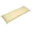 Bankauflage Premium T: 120 cm Beige - Beige, Basics, Textil (45/8-9/120cm) - Ambia Garden