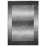 Webteppich Catania 60/115 - Grau, MODERN, Textil (60/115cm)