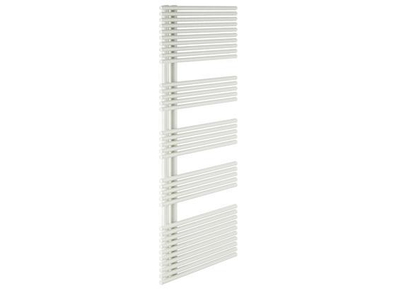 Designbadheizkörper Wien Gerade,600x1700mm - Weiß, Metall (60/170/6cm)