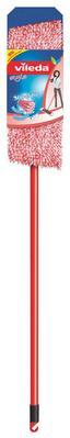 Bodenwischer Vileda Style Flachwischer - Rosa, KONVENTIONELL, Kunststoff/Textil (18/159/7cm) - Vileda